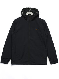 Farah Newbern HD Zipcf Sol Jacket Black