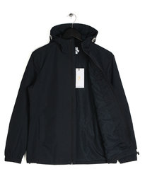 Farah Newbern HD Zip Sol Jacket Black