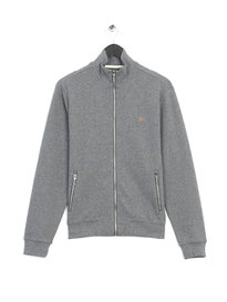 Farah Raynton Zip Through Grey