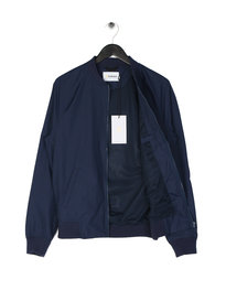 Farah Richards Zip Sol Jacket Blue