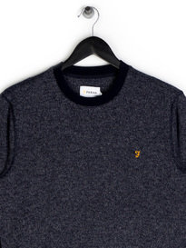 Farah Romilly Sweatshirt Navy
