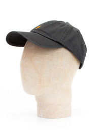 Farah Thorney Twill Baseball Cap Grey