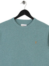 Farah Tim Crew Sweat Green