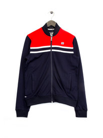 Weekend Offender Farnell Zip Through Navy