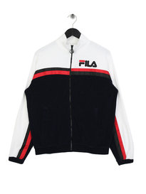 Fila Blackline Ethan Terry Toweling Tracktop White/Navy