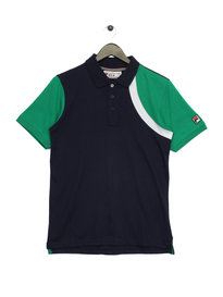Fila Narducci Panel Polo Navy
