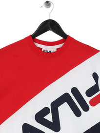 Fila Rowan T-Shirt Red