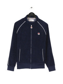 FILA TURRET TRACK TOP  410 NAVY
