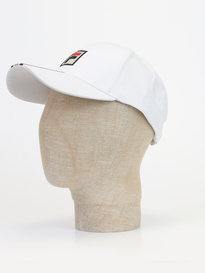 Fila Walker Baseball Cap White