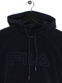 Fila Blackline Kai Hooded Sweat Navy