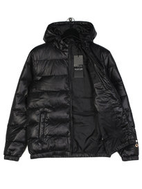 Fila Blackline Owen Puffa Jacket Black