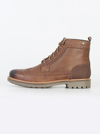 BARBOUR FRANKLAND BOOT BROWN