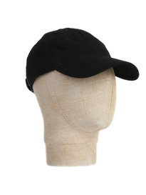 Fred Perry Pique Cap Black