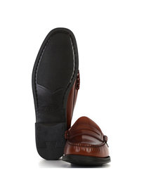 G.H. Bass & Co. Larson Moc Penny Loafer Brown