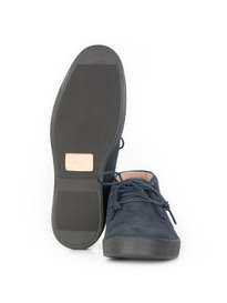 G.H. Bass & Co. Scholar Stanford Mid Suede Navy