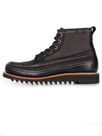 G.H. Bass & Co Quail Razor High Boots Black