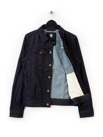 G-Star 3301 3D Slim Jacket Denim