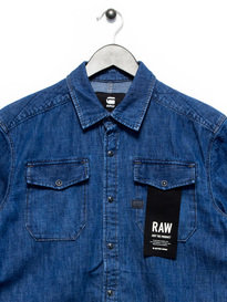 G-Star Landoh SS Shirt Denim