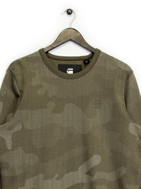 G-Star Meon R Sw Ls Sweat Top Green