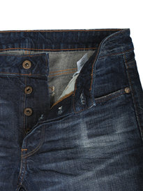 G Star Raw 3301 Straight Higa Denim Blue