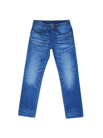 G Star Raw 3301 Straight Itano Stretch Blue