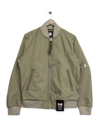 G Star Raw Batt Sports Bomber Green