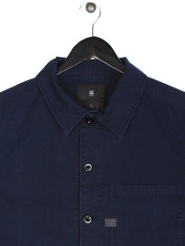 G-Star Raw Blake Overshirt Blue