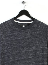 G star Raw Classic Raglan Long Sleeve T-shirt