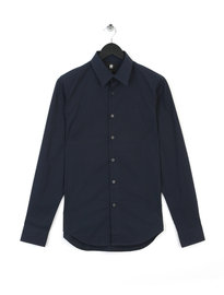 G Star Raw Core Long Sleeve Shirt Navy