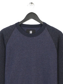 G-Star Raw Raix Sweat Blue