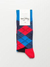 Happy Socks Ar01-067 Argyle Sock Multi