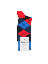 Happy Socks Argyle Sock Navy