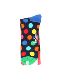 Happy Socks Big Dot Sock Multi-Colour