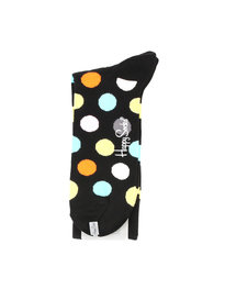 Happy Socks Big Dot Black
