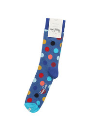 Happy Socks Big Dot Socks Blue