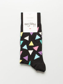 Happy Socks Bt01-099 Triangle Sock Multi