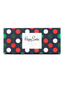 Happy Socks Holiday Big Dot Gift Box Multi