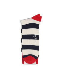 Happy Socks Stripe Sock Multi-Colour