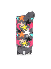 Happy Socks Stars Socks Grey