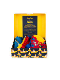 Happy Socks The Beatles Box Set Multi