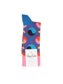 Happy Socks Yin Yang Sock Purple