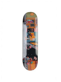 "Huf Chloe K Skate Deck 8.25"" Orange"