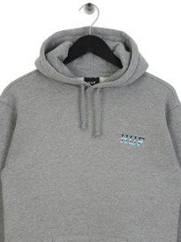 Huf Ice Rose Classic H Hoodie Grey