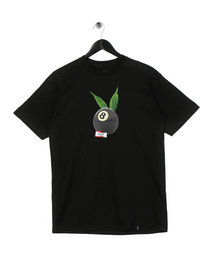 HUF International Player T-Shirt Black