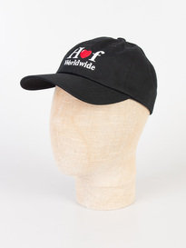 Huf Love CV Cap Black