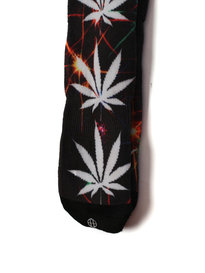 Huf Plantlife All The Light Socks Black