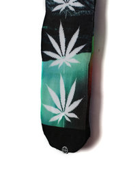 Huf Plantlife The Light Socks Green