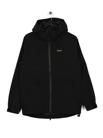 HUF Standard Shell Jacket Black