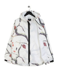 Huf Standard Shell Jacket White