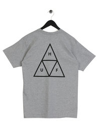 HUF Triple Triangle T-Shirt Grey